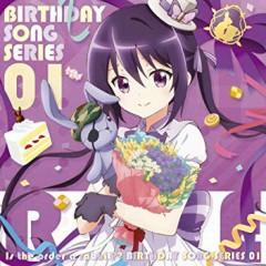 Gochuumon wa Usagi desu ka?? Birthday Song Series 01 Rize