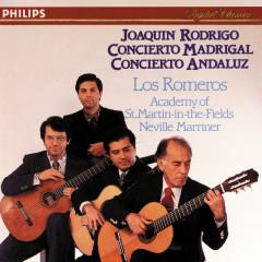 Rodrigo: Concerto Madrigal/Concierto Andaluz