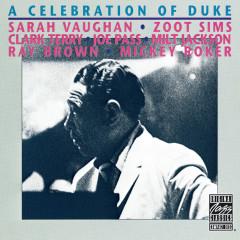 A Celebration Of Duke - Sarah Vaughan,Zoot Sims,Joe Pass,Milt Jackson,Ray Brown