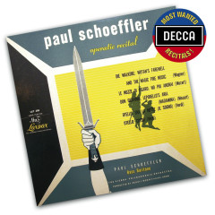 Paul Schoeffler Operatic Recital - Paul Schöffler,Wiener Philharmoniker,Karl Böhm,Rudolf Moralt