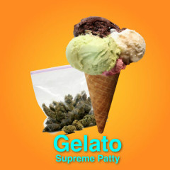 Gelato (Single) - Supreme Patty