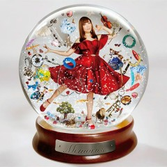 Anison Best Album 'Memories' CD2 - Minami
