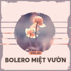 Bolero Miệt Vườn Vol 3 - Various Artists