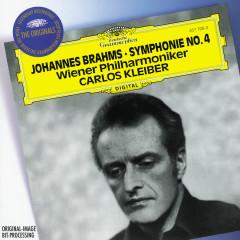 Brahms: Symphony No.4 - Wiener Philharmoniker,Carlos Kleiber