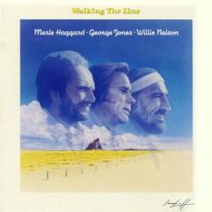 Walking the Line - Willie Nelson,Merle Haggard,George Jones