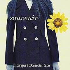 Souvenir 〜 Mariya Takeuchi Live