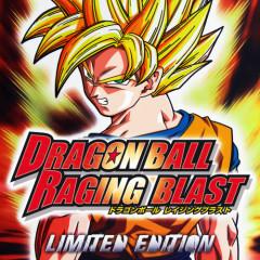 Dragon Ball Raging Blast Collector's Edition Soundtrack