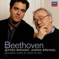 Beethoven: Complete Works for Piano & Cello - Alfred Brendel,Adrian Brendel
