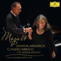 Mozart: Piano Concerto No.25 In C Major K.503;  Piano Concerto No.20 In D Minor K.466