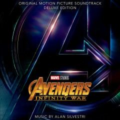 Avengers: Infinity War OST (Deluxe Edition) - Alan Silvestri