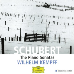 Schubert: The Piano Sonatas - Wilhelm Kempff