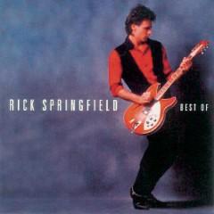 Best Of - Rick Springfield