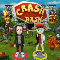 CRASH BASH (prod. by CAKEBOY) - GONE.Fludd, FLESH