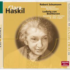 Schumann, Beethoven: Kinderszenen, Waldszenen - Sonaten - Clara Haskil