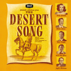 The Desert Song/ New Moon - Various Artists