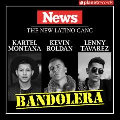 Bandolera (Single) - Kartel Montana, Kevin Roldan, Lenny Tavárez