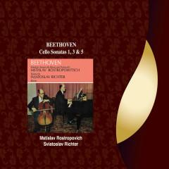 Beethoven: Cello Sonatas 1,3,5