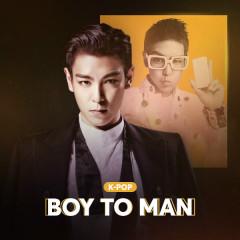 K-Pop Boy To Man - Various Artists