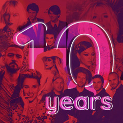 10 Years Of Top US-UK Hits