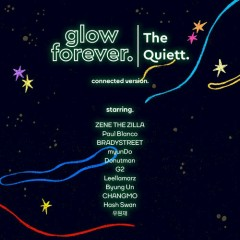 Glow Forever Connected Version (Single) - The Quiett