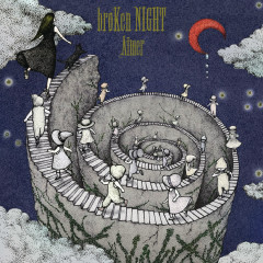 Broken Night / Hollow World - Aimer
