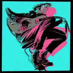 Hollywood (Single) - Gorillaz