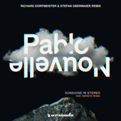 Sunshine In Stereo (Richard Dorfmeister & Stefan Obermaier Remix) - Pablo Nouvelle