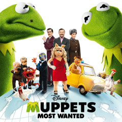 Muppets Most Wanted - Various Artists