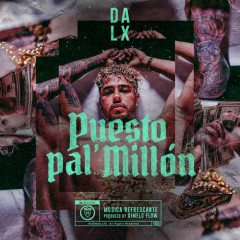 Puesto pal' Millíon (Single) - Dalex