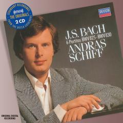 Bach, J.S.: 6 Partitas - András Schiff