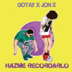 Hazme Recordarlo (Single) - Gotay, Jon Z