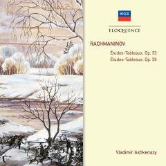 Rachmaninov: Études-Tableaux, Op. 33 & Op. 39 - Vladimir Ashkenazy