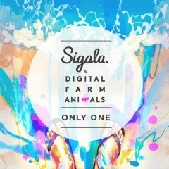 Only One (Radio Edit) - Sigala,Digital Farm Animals