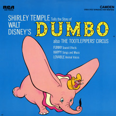Walt Disney's Dumbo Also The Tootlepipers' Circus