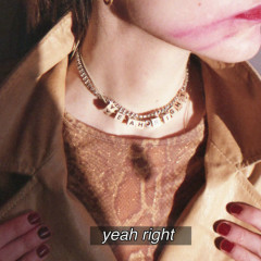 Yeah Right (Single) - CHINAH