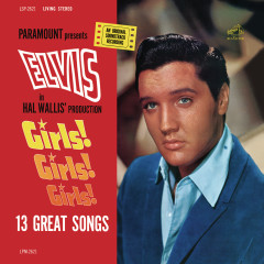 Girls! Girls! Girls! (Original Soundtrack) - Elvis Presley