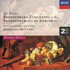 Bach, J.S.: Brandenburg Concertos etc. - English Chamber Orchestra,Benjamin Britten,Carmel Kaine,Emanuel Hurwitz,Sir Philip Ledger
