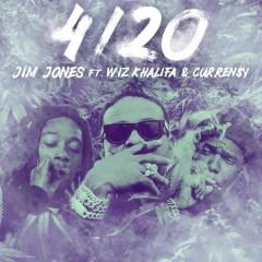 4/20 (Single) - Jim Jones