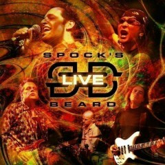 Live - Spock's Beard