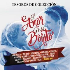 Tesoros de Coleccíon - El Amor Más Bonito - Various Artists