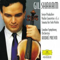 Prokofiev: Violin Concerto No.1 & 2