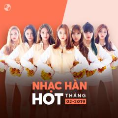 Nhạc Hàn Hot Tháng 02/2019