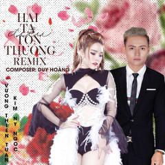Hai Ta Đều Tổn Thương (Remix) (Single) - Vương Thiên Tuấn, Kim Ny Ngọc