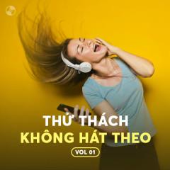 Thử Thách: Không Hát Theo Vol 1 - Various Artists