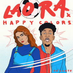 Pa'lante (Single) - Lao Ra, Happy Colors
