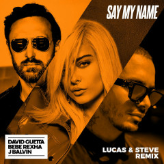 Say My Name (Lucas & Steve Remix) - David Guetta