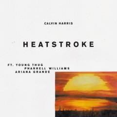 Heatstroke - Calvin Harris,Young Thug,Pharrell Williams,Ariana Grande
