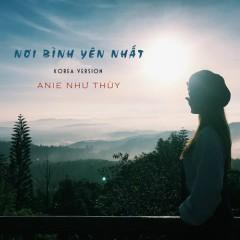 Nơi Bình Yên Nhất (Korean Version) (Single) - Anie Như Thùy