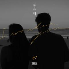 I Wonder You (Single) - Zoin