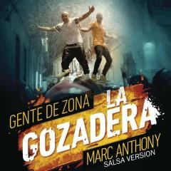 La Gozadera - Gente de Zona,Marc Anthony